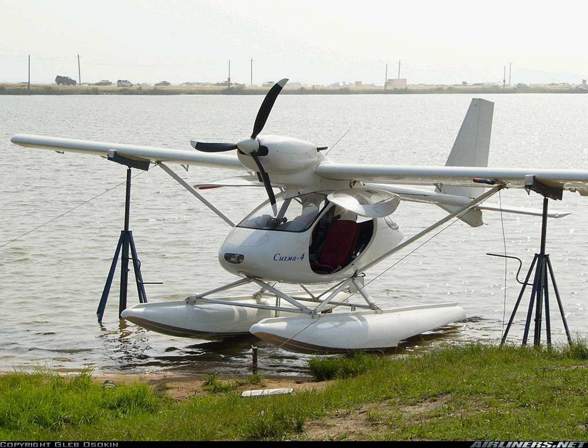 Сверхлегкий самолет сигма 4 самолеты в