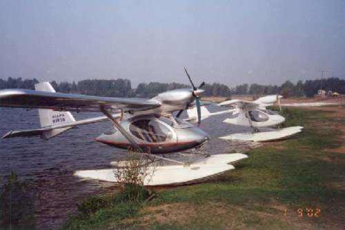 Легкий Самолет Сигма-4, SIGMA-4, Two-seat Multipurpose Light Aircraft Sigma-4